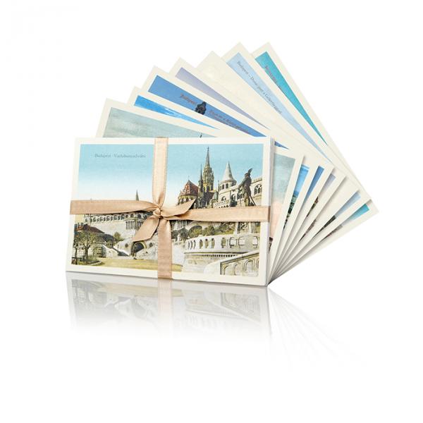 Vintage Budapest képeslap válogatás